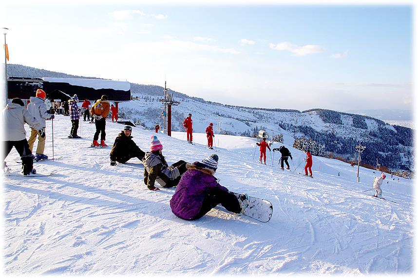 スクール 牛岳温泉スキー場