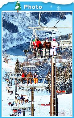 特別パック 牛岳温泉スキー場