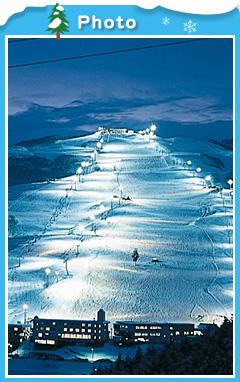 立ち寄り湯割引 牛岳温泉スキー...